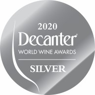 Médailles d'Argent au Decanter World Wine Awards 2020 : Le Blanc et Le Rosé Tradition 2019